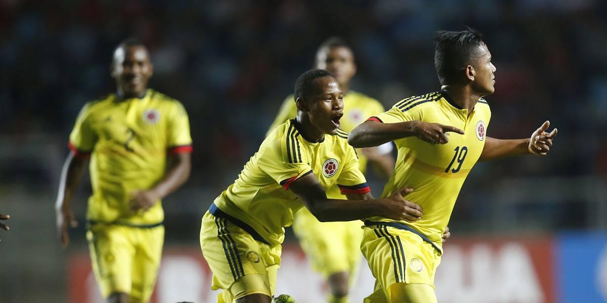 Colombia hará parte del grupo A, en el Mundial sub 17 de India