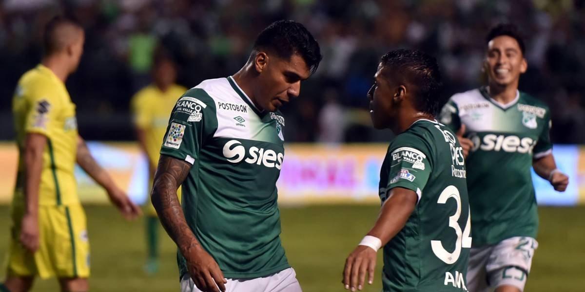 Deportivo Cali buscará salvar a Cárdenas, cuando reciba a Patriotas
