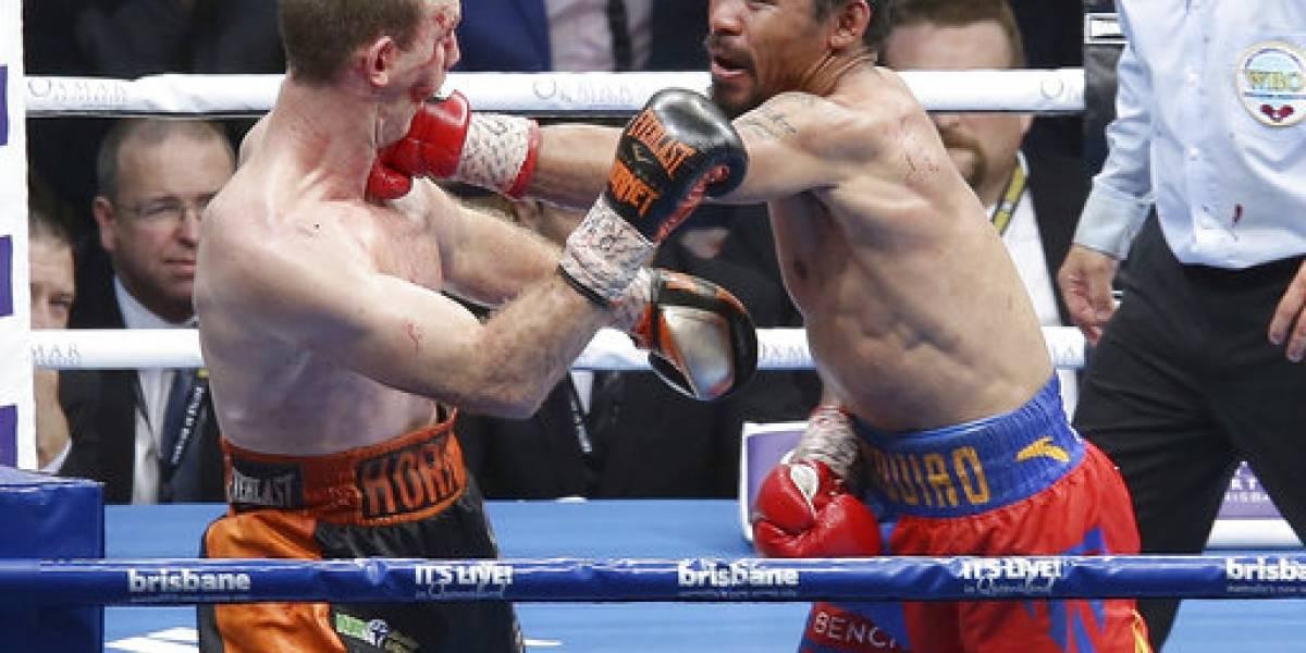 OMB revisará puntuaciones de la pelea Pacquiao vs. Horn