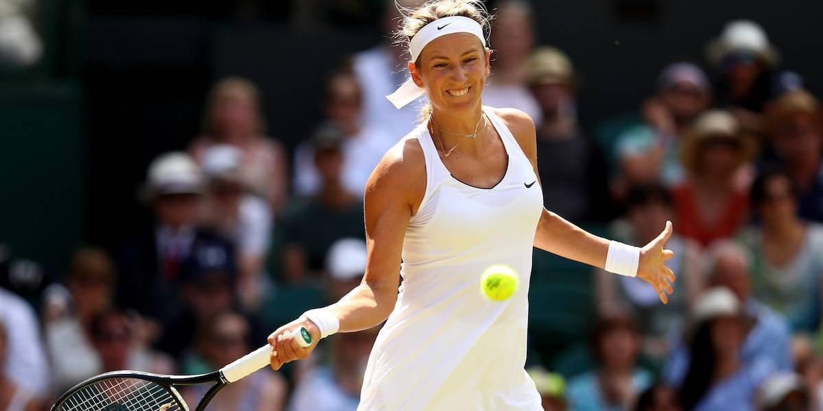 Azarenka y Halep se verán las caras en octavos de Wimbledon
