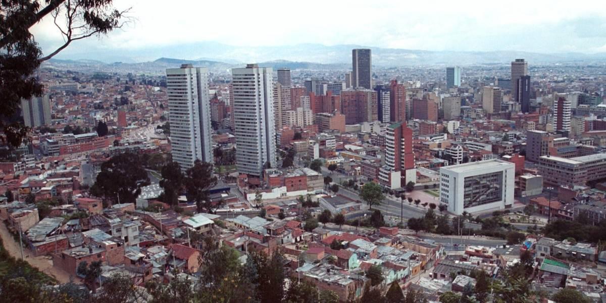 Cerca de 1.500 ciclistas bloquean la movilidad en Bogotá a esta hora