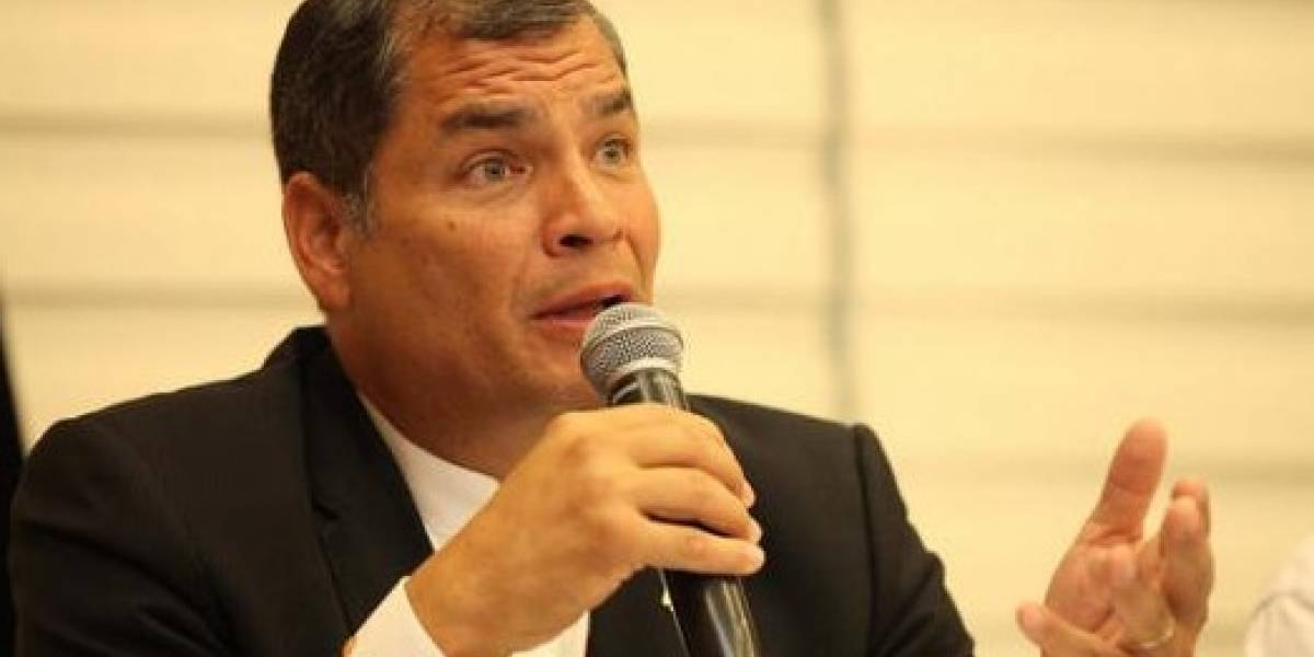Rafael Correa no tendría impedimento legal para que viaje a Bélgica