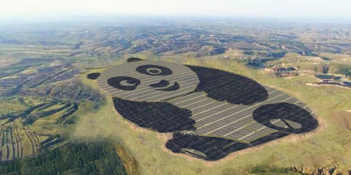 Así es la planta de energía solar más kawaii y adorable del mundo