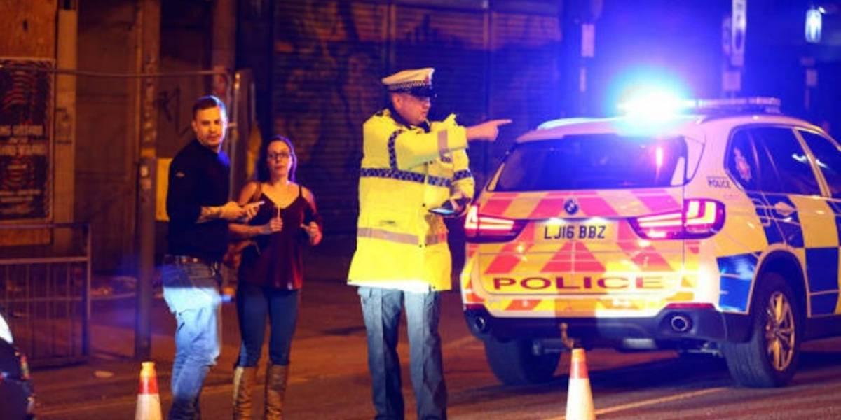Cae otro sospechoso del atentado terrorista de Manchester