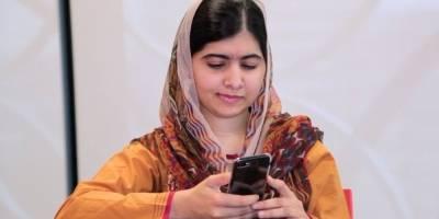 Malala Yousafzai abre su cuenta de Twitter