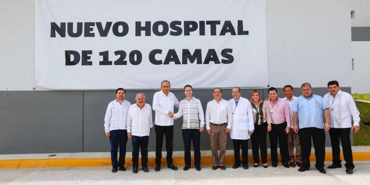 En Chiapas fortalecen la infraestructura hospitalaria con respaldo del ISSSTE