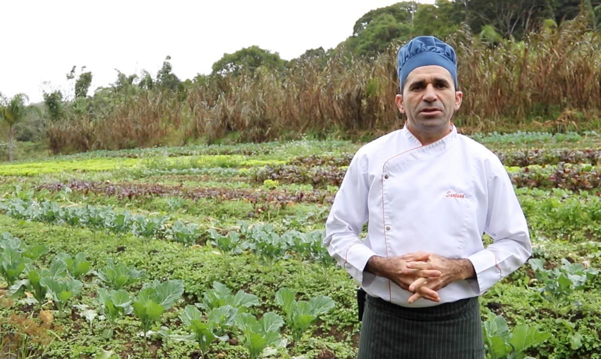 Uedilami Bandeira Santana, chef de cozinha do SPaventura Ecolodge