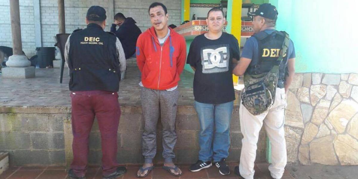 Colombianos son detenidos en operativo contra red internacional de robo de vehículos