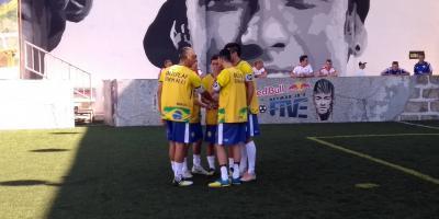 Neymar sobre dupla com Gabriel Jesus na Copa: 'Vamos dar trabalho'