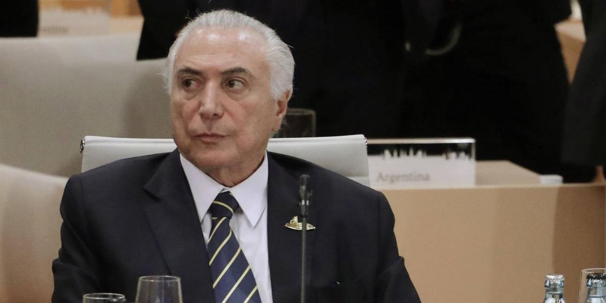 """Destitución de Michel Temer en Brasil es """"inminente"""" y """"ocurrirá en las próximas semanas"""""""