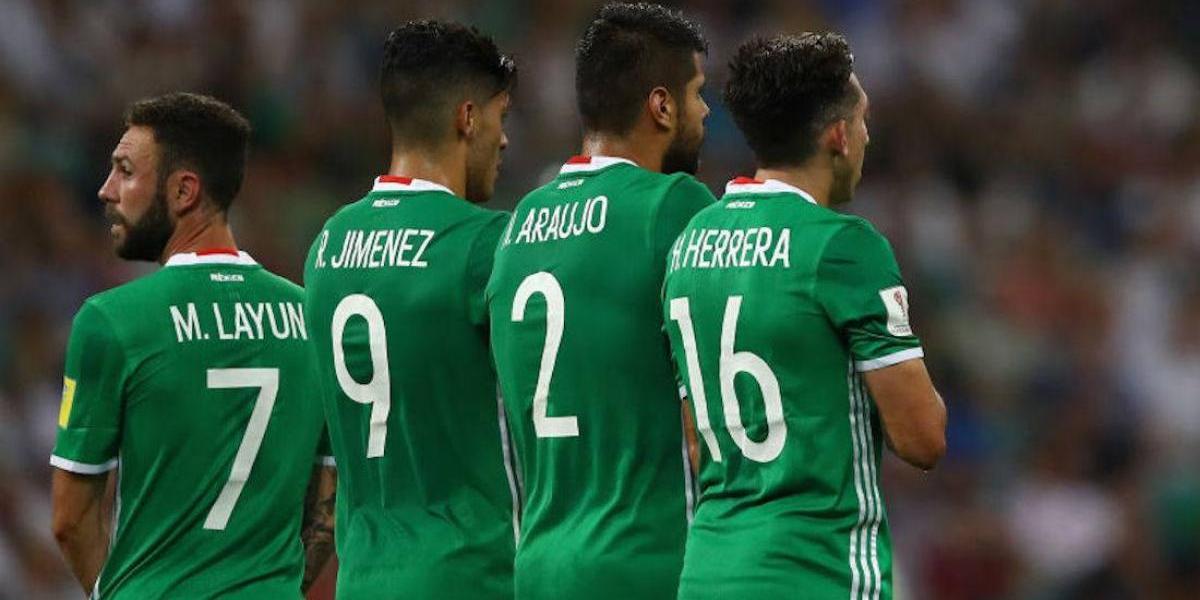 Copa Oro se olvida de los acentos en playeras del Tri