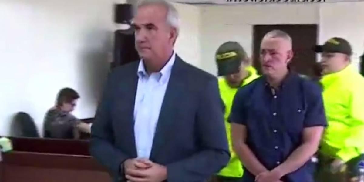 A Gustavo Villegas, exsecretario de seguridad de Medellín, le negaron detención domiciliaria