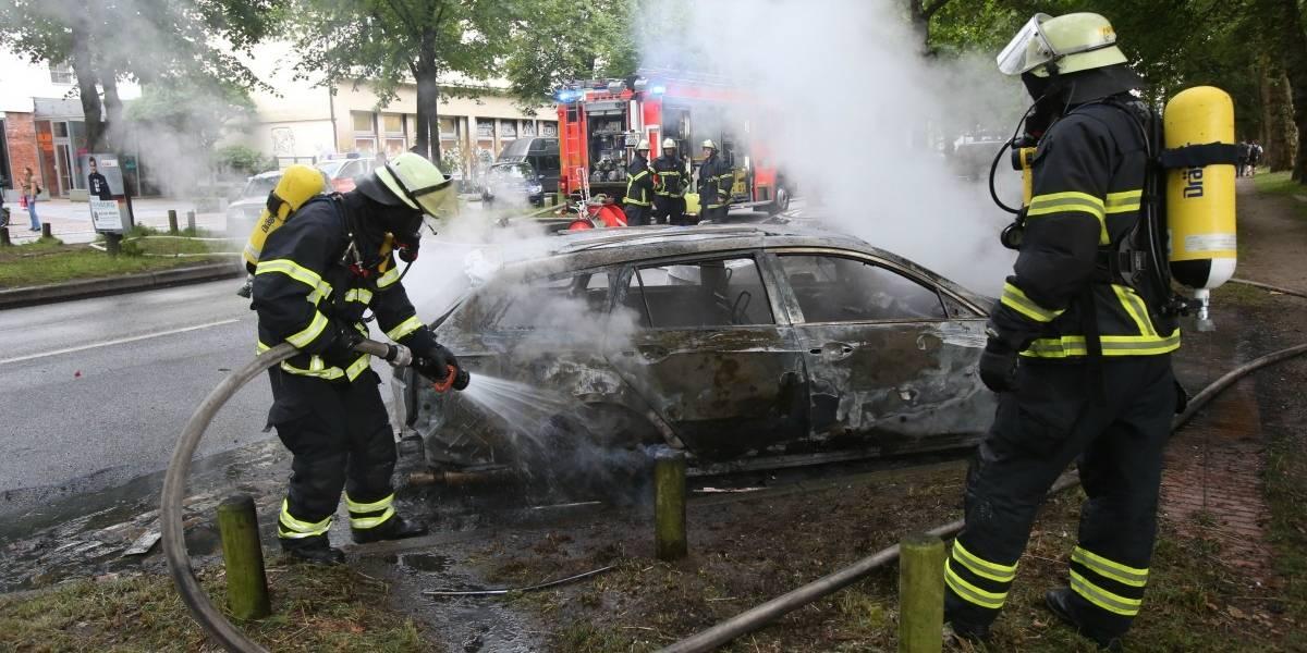 Cumbre del G20: Policía de Hamburgo pide refuerzos ante nuevos disturbios
