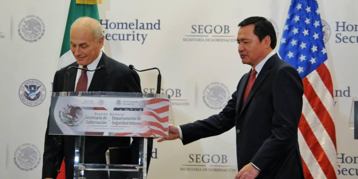 México y Estados Unidos acuerdan trabajar unidos para resolver problemas comunes