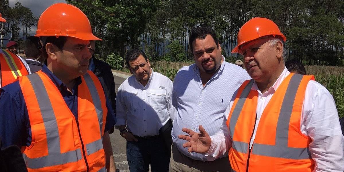 Carretera de libramiento en Chimaltenango podría estar lista en 2018