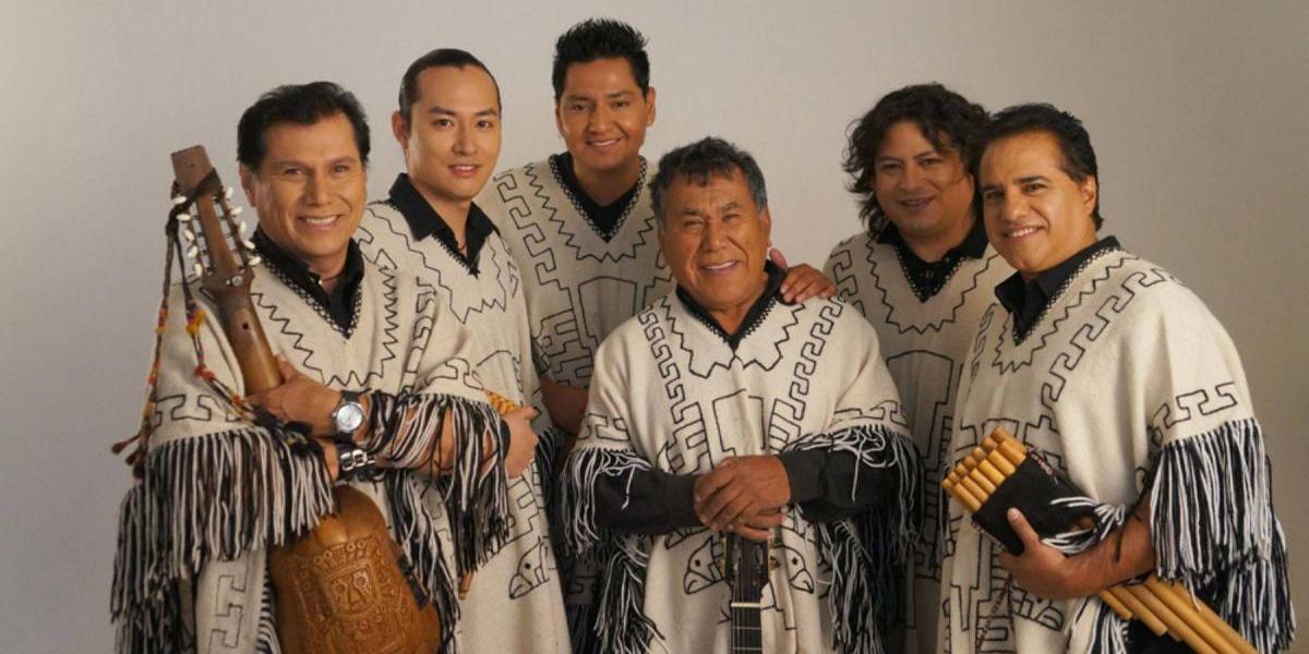 El emblemático grupo boliviano Los Kjarkas regresa a Chile