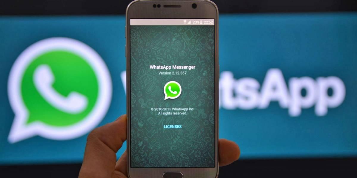 Así puedes programar tus mensajes en Whatsapp