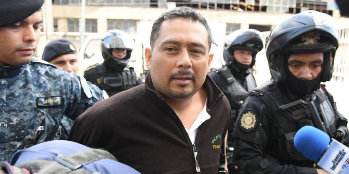 """""""La Bestia"""" es retornado a Guatemala tras ser recapturado en México"""