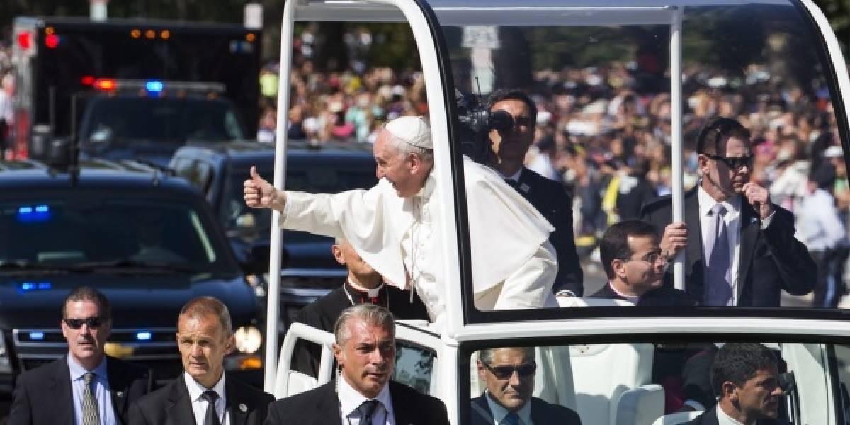 El Papamóvil colombiano se presentará este lunes en Bogotá