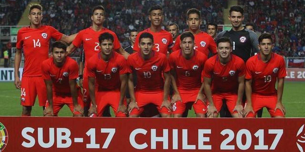 Dos campeones continentales y un poderoso de Europa: los duros rivales de Chile en el Mundial Sub 17