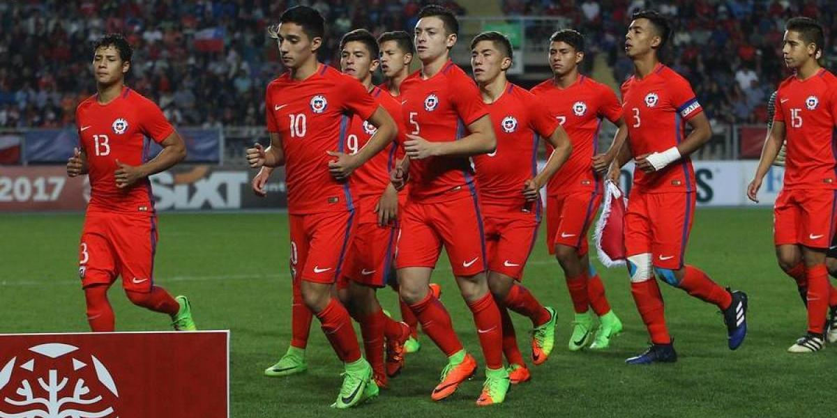 Chile afrontará un duro grupo en el Mundial Sub 17 de India