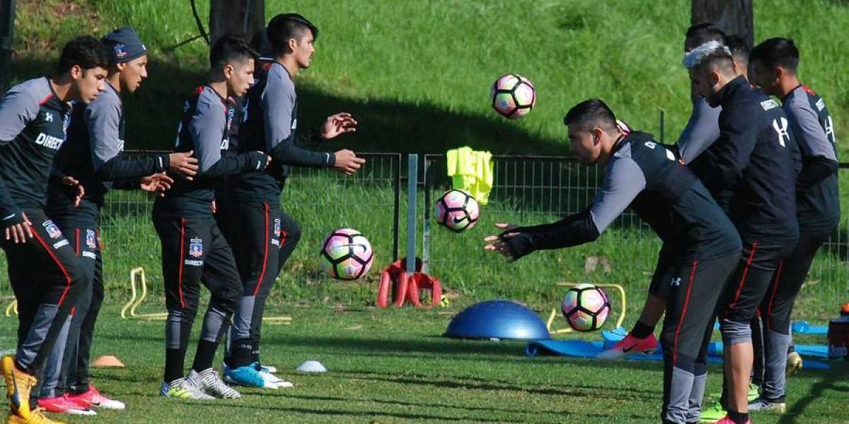Con línea de tres y un delantero: El once de Colo Colo para comenzar la defensa del título en Copa Chile
