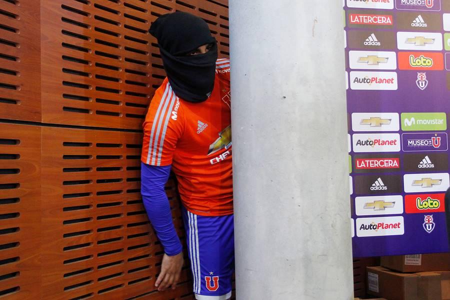 Jugadores de Universidad de Chile
