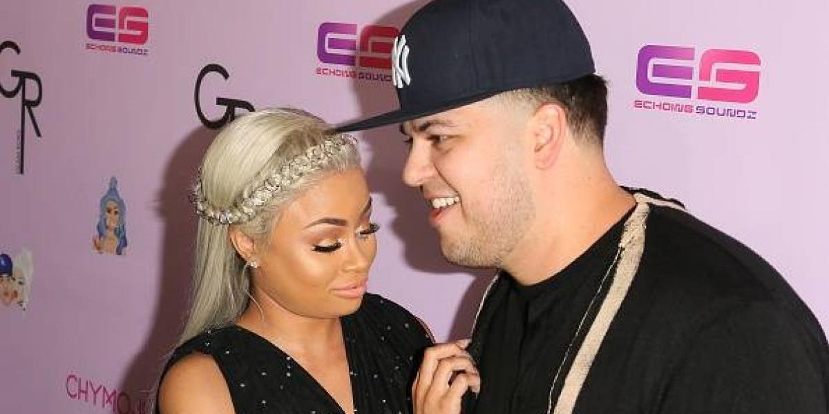 El hombre con el que Blac Chyna engañó a Rob Kardashian también publicó fotos íntimas de ella