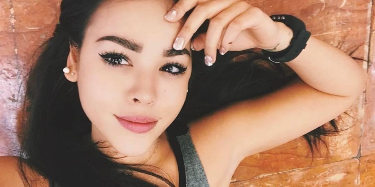 """Danna Paola sale del hospital y cumple con """"Hoy no me puedo levantar"""""""
