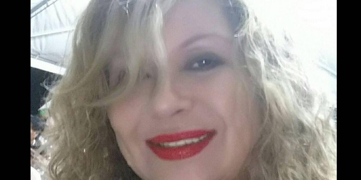 Actriz Álida Arizmendi llora muerte de Pedro Juan Figueroa
