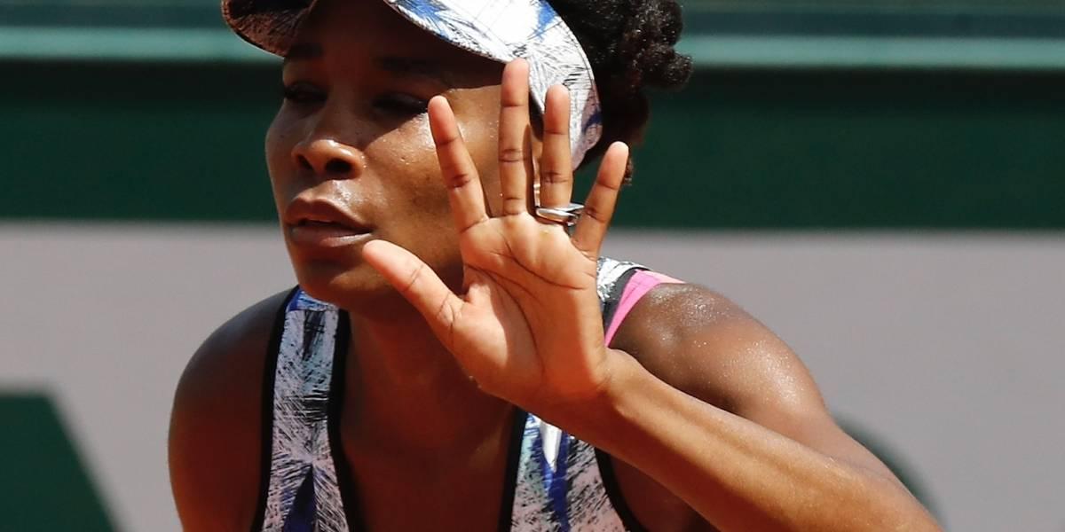 Policía: Venus Williams no pasó luz en rojo en accidente fatal