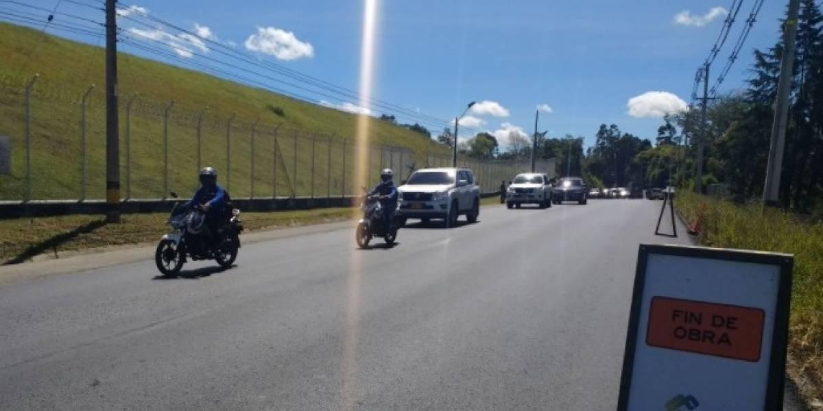 Se reanuda la operación del aeropuerto José María Córdova, era falsa alarma