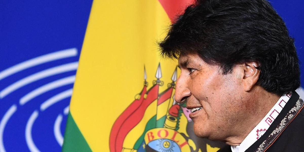 Evo Morales anuncia que Carabineros detenidos regresarán a Chile