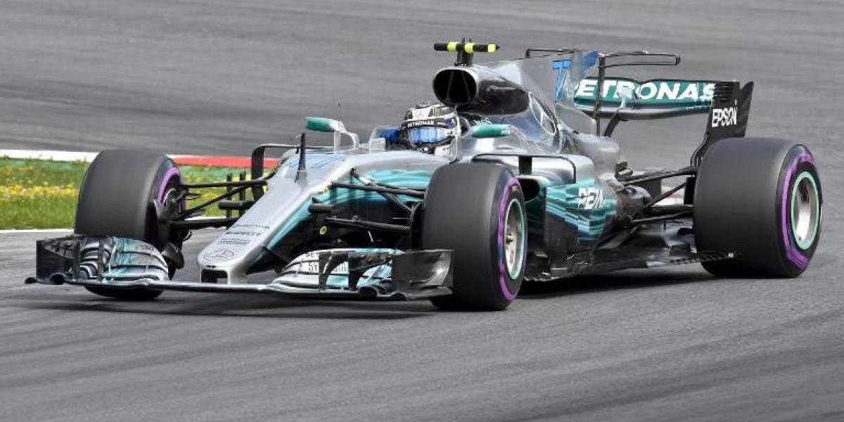 Valtteri Bottas supera a todos y consigue la pole position del GP de Austria