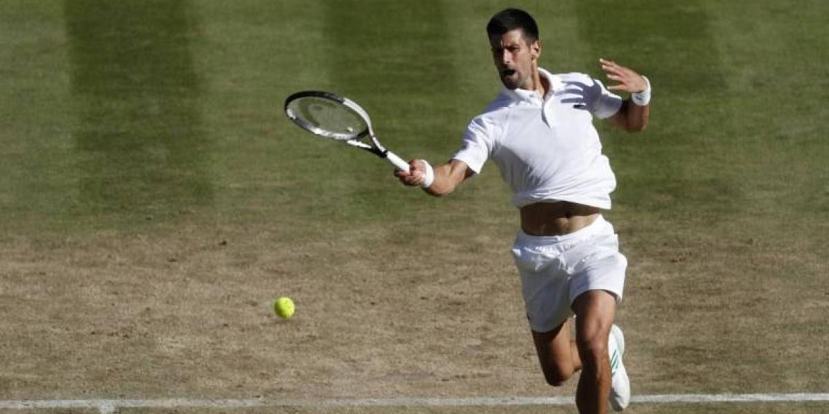 Djokovic sigue su repunte y ya está en octavos de Wimbledon