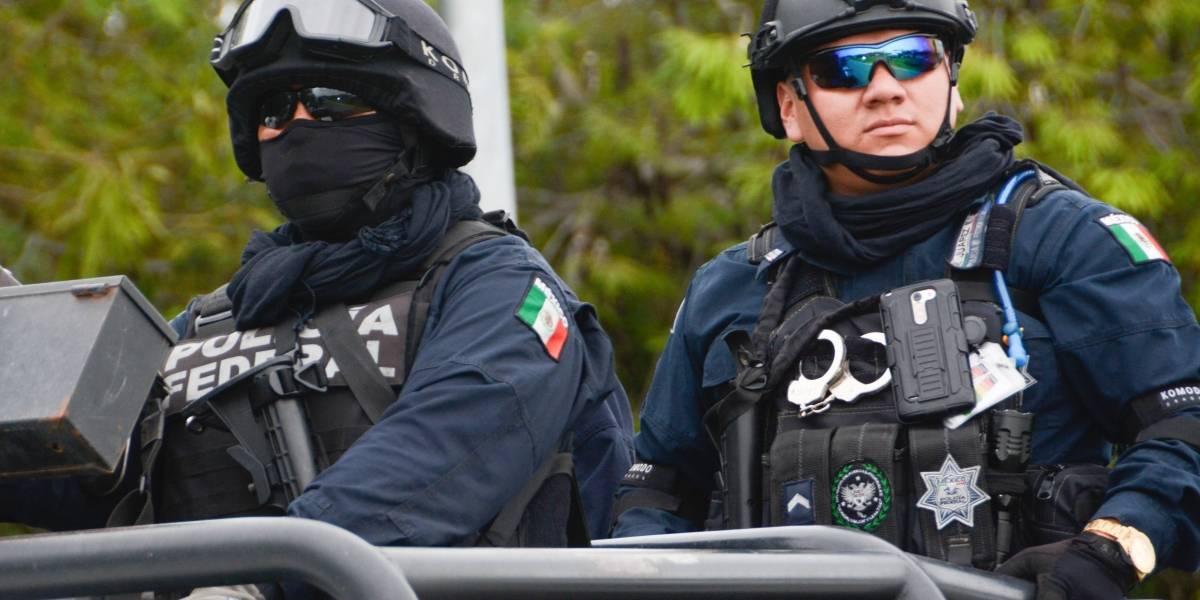 Caen 3 por ataque a agentes federales en Guerrero