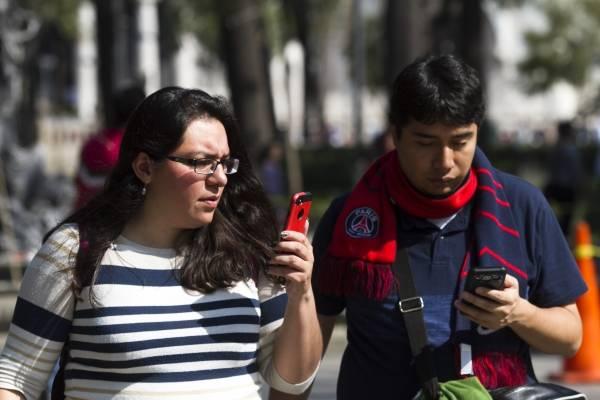 La mayoría de los mexicanos seguirá las elecciones de 2018 a través de las redes. | Foto: Cuartoscuro.