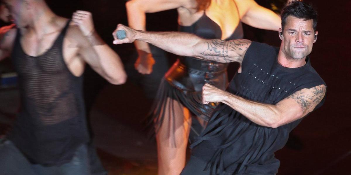 Ricky Martin seduce al Auditorio Nacional con sus mejores éxitos