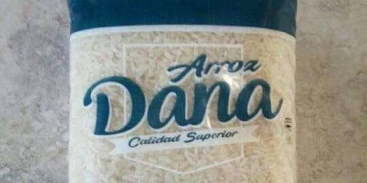 """Salud Pública afirma arroz """"Dana"""", de Pakistán, no está en mercado nacional"""