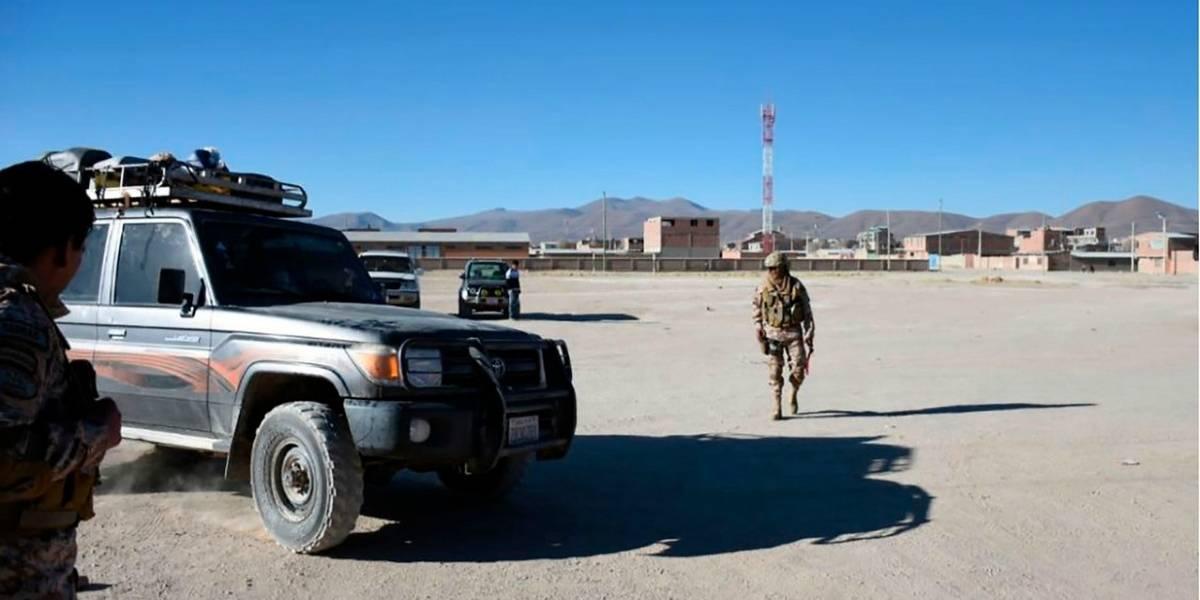Presidente del senado boliviano asegura que carabineros cometieron cuatro delitos