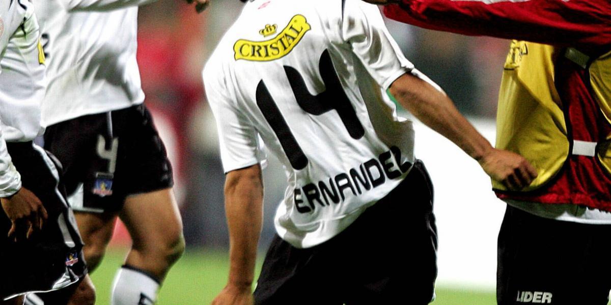 La camiseta 14 de Colo Colo volverá a lucir el apellido Fernández