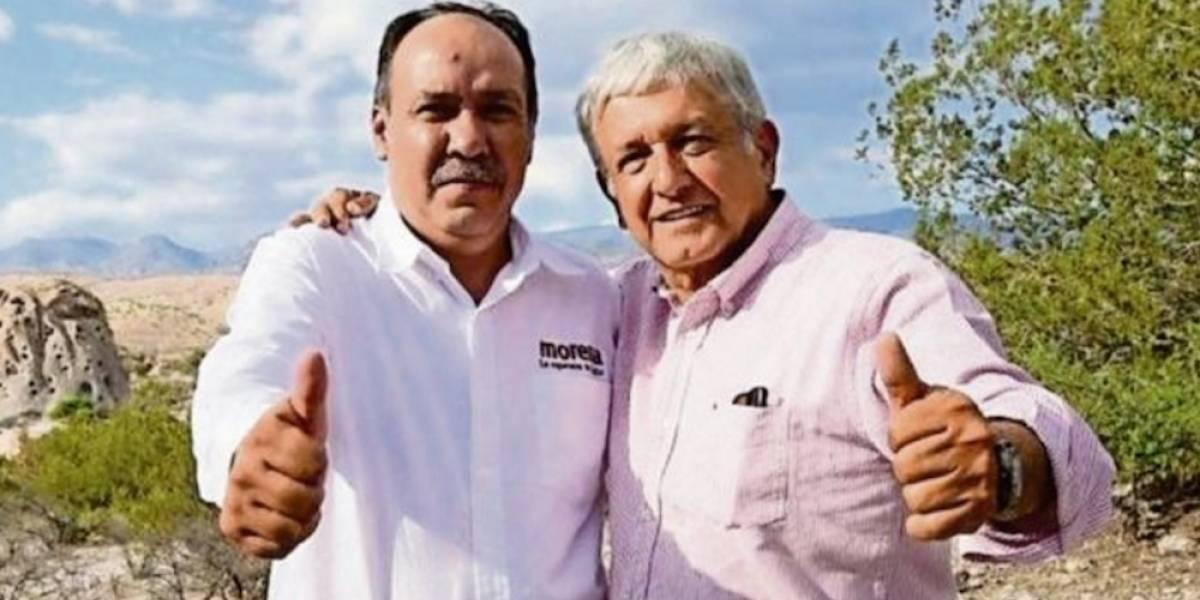 Suspenden al líder de Morena en Durango por acoso sexual