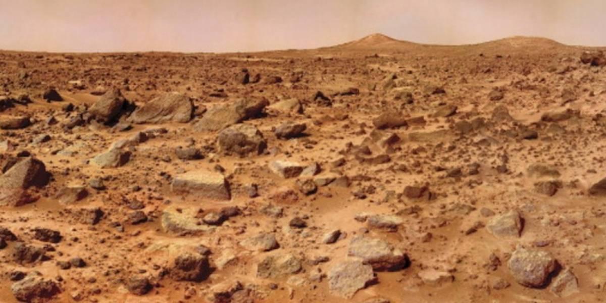 Científicos de la NASA revelan imagen de la cara de Marte