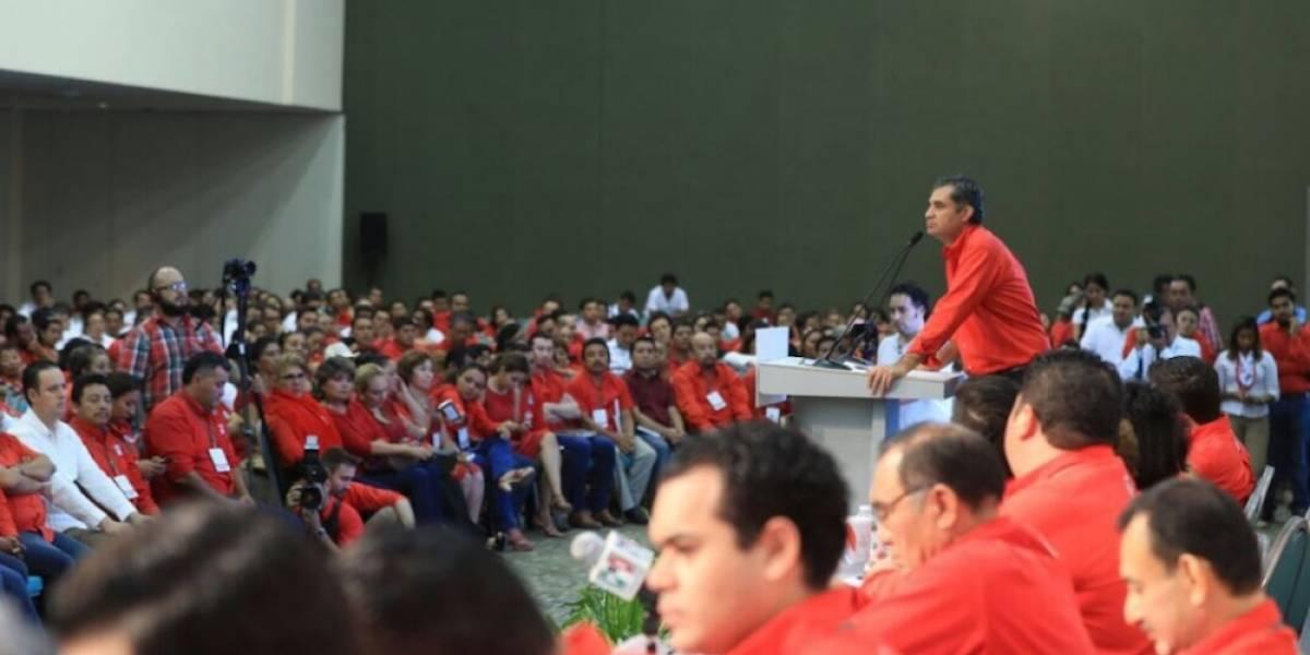 Los adversarios no pueden solos frente al PRI: Ochoa Reza