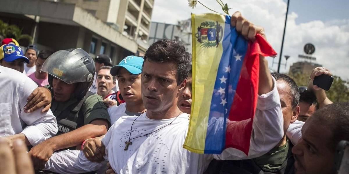 Régimen de Maduro concede arresto domiciliario a Leopoldo López