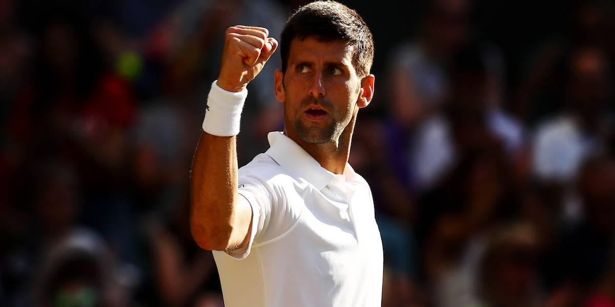 Djokovic y Kerber siguen con vida en Wimbledon