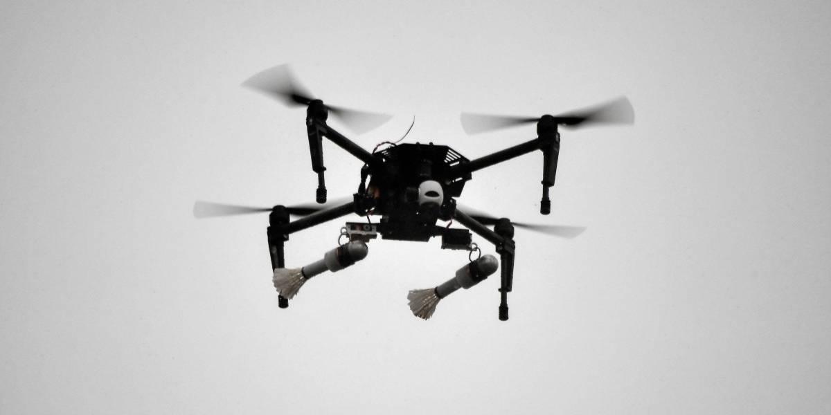 De película: Escapó de cárcel de máxima seguridad con la ayuda de un drone