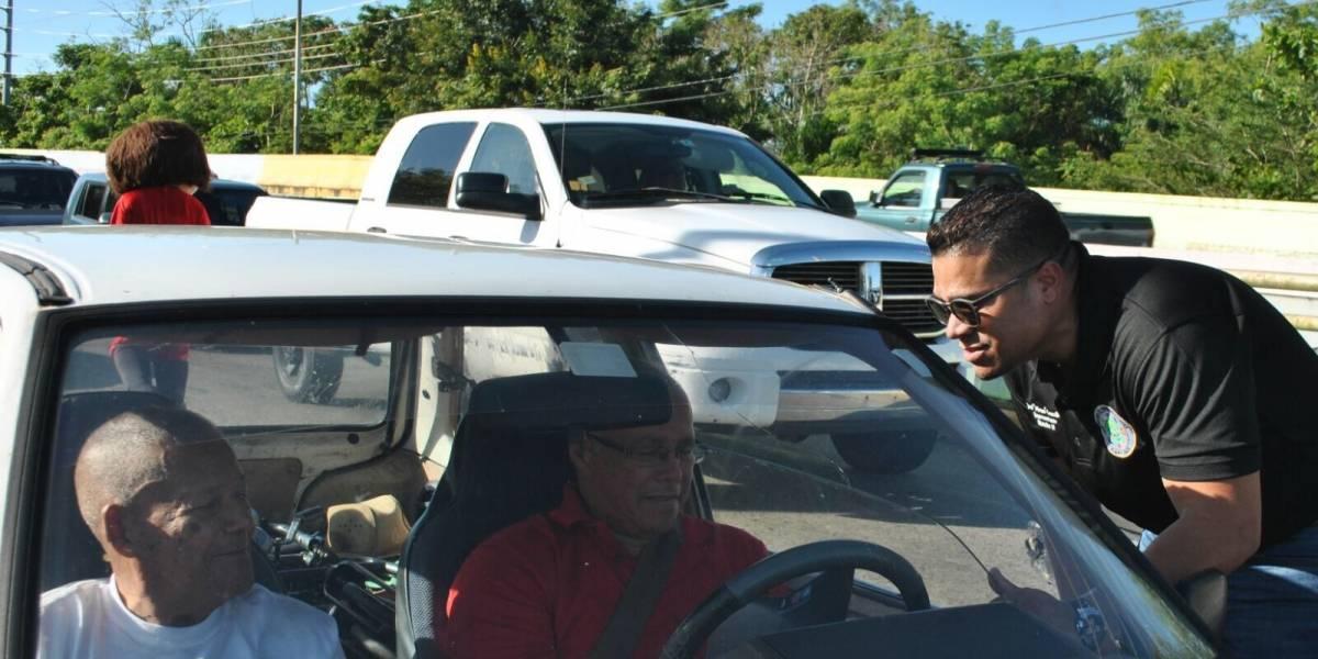 Orientan sobre actividad ciclónica en Arecibo