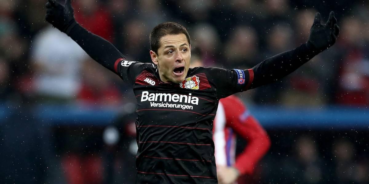 La impresionante suma que ganaría 'Chicharito' si ficha con West Ham