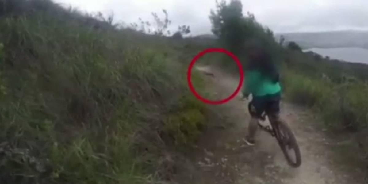 Aumenta preocupación tras asesinato de ciclista en La Calera
